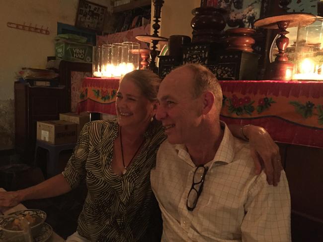GMのショーンさんと奥様